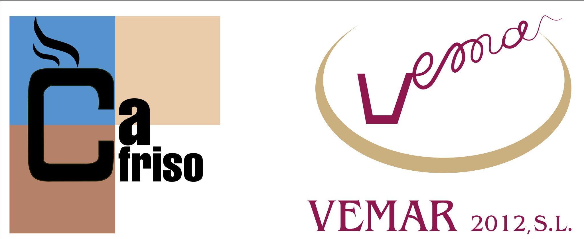 logo Cafriso7 S.L Vemar 2012 S.L