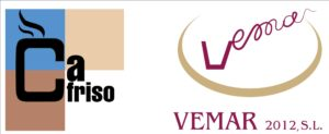 *Logos de Cafriso7 y Vemar 2012